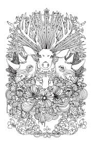 197 best crafty advanced coloring pages images on pinterest