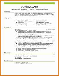 example of great resume 4 latest resume format for teachers ledger paper examples of great resumes for teachers resume builder