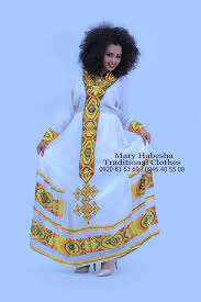 Mary Habesha Traditional Clothes Home Facebook