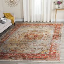 6 X9 Area Rugs by Rug Vtp435p Vintage Persian Area Rugs By Safavieh