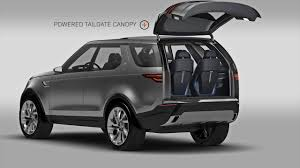 Vision Canopy by Social Seating Landrover Discovery Vision Concept On Vimeo