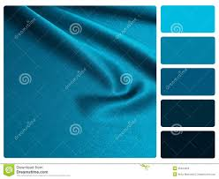 Blue Color Palette by Fire Stylized In Dark Blue Colour Royalty Free Stock Image Image