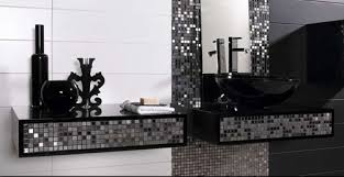 black and silver bathroom ideas bathroom decorating ideas black and white home decorating silver