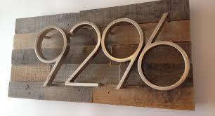 unique home decor canada signs decorative house number signs remarkable unique address