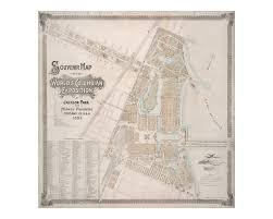 Chicago Ward Map 1910 by Driehaus Museum Tag Archive Chicago