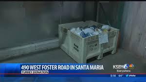 foodbank of santa barbara county in need of turkeys for