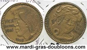 doubloon mardi gras new orleans mardi gras memorabilia and doubloons krewe of