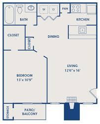 22 x 27 apartment plans mccallum glen plan 600 utd off campus