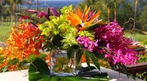 tropical flower arrangements inspiring tropical flower arrangements for weddings floral