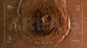 area 6 planetary survey 1 4k stock footage collection mro flyover