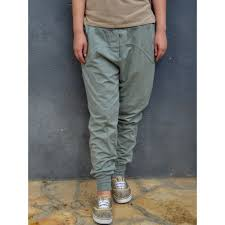 Daxon Pantalon Femme by Femme Pur Coton