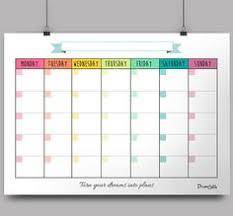 weekly planner template printable weekly planner planner
