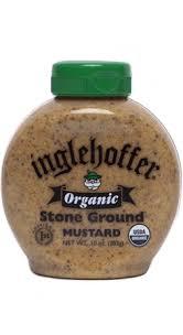 dill mustard inglehoffer dill mustard 4 oz beaverton foods