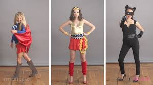 Superhero Halloween Costumes Girls Diy Superhero Halloween Costumes Style Squad Glam