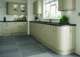 dakar hand painted shaker kitchens
