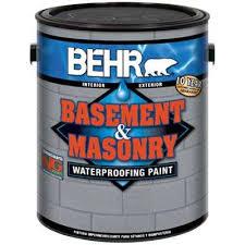Best Basement Wall Sealer by Concrete Waterproofers U0026 Foundation Coatings Concrete Cement