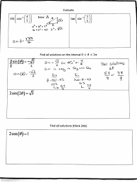 Inverse Functions Worksheet Answers Honors Precalc