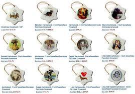 dachshund cards ornaments