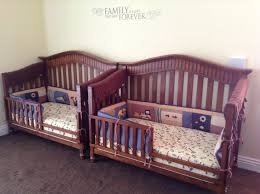 Million Dollar Baby Classic Louis Convertible Crib With Toddler Rail by For Our Boys Baby Italia Convertible Cribs In Cinnamon Eddie