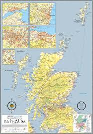 Stirling Scotland Map Newsnet Scotland U0027s Gaelic Map Of Scotland Newsnet Scot
