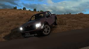 Ford Raptor Farm Truck - ford f150 svt raptor v 1 24 urban version mod american truck