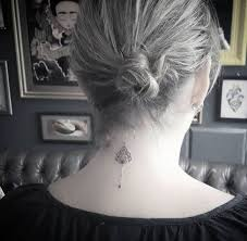 Back Neck Tattoos For - best 25 back neck tattoos ideas on on