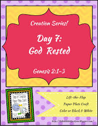 bible fun for kids the creation for kids day 7