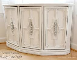 furniture makeover console turned buffet table erin spain