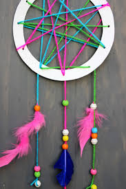 Handmade Craft Ideas For Home Decoration Step By Step Best 25 Dream Catcher Craft Ideas On Pinterest Craft Ideas For