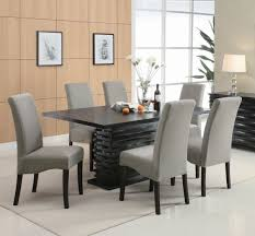 dining simple modern rustic dining room set cool dining table