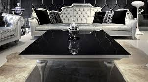 Black Glass Coffee Table Coffee Table Magnificent Modern Black Glass Coffee Table