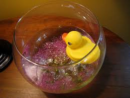 Rubber Ducky Baby Shower Centerpieces by 40 Lively Baby Shower Centerpieces Slodive