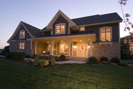 craftman home plans craftsman house plan with 4 bedrooms and 3 5 baths plan 1899