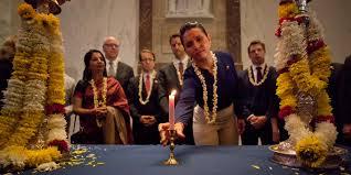 us congressmen indian americans celebrate diwali metrovaartha