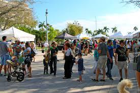 West Palm Beach Zip Code Map by West Palm Beach Greenmarket Saturdays In Downtown