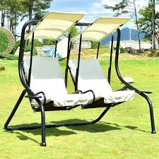 hammock shade canopy varnished wood outdoor bed swing outdoor beds
