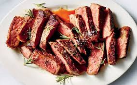 cooking light diet recipes garlicky new york strip steak from the cooking light diet cooking