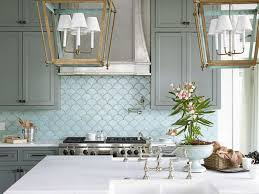 kitchen design wonderful stone backsplash tile blue backsplash