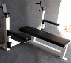 Power Bench Free Weights