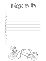 8 best images of creative to do list templates office to do list
