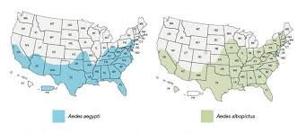 map of usa zika new map shows where zika mosquitoes live in the us invisiverse