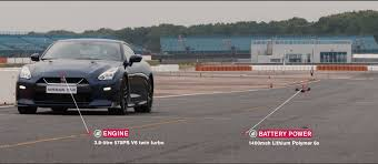 nissan australia capped price service your drone was too slow so nissan built their own gtr drone 0