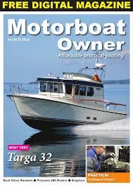motorboat owner march 2016 by digital marine media ltd issuu