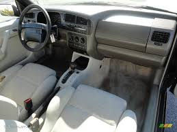 volkswagen cabrio 1996 volkswagen cabrio standard cabrio model interior photo