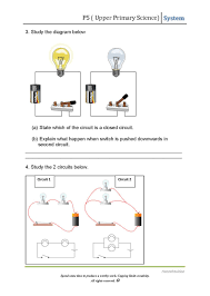 series and parallel circuits worksheets wiring diagram components