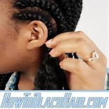 how to braid extensions into your own hair how to braid micro braids step by step on your own hair tutorial