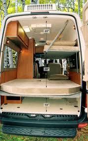 162 campervan bed design ideas rv travel camper and camper