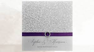 purple wedding invitation kits invitation part 2