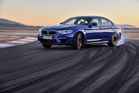 new bmw m5 revealed