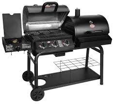 best hybrid grills of 2017 gas charcoal or both